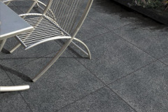 GeoCeramica® Flamed Granite - Black
